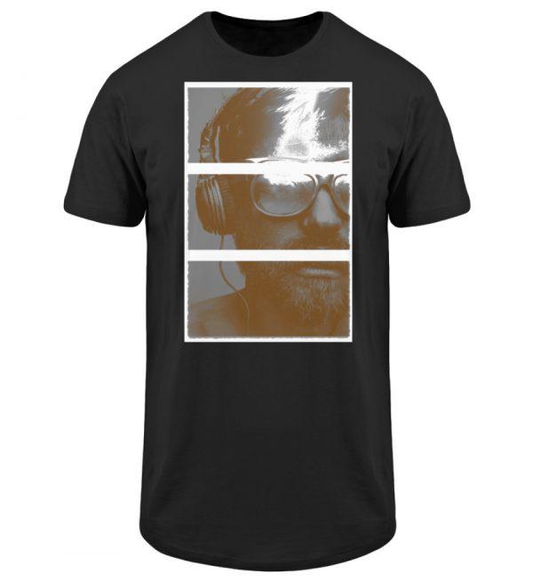SpreeRocker Music Man - Herren Long Tee-16
