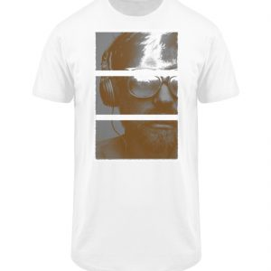 SpreeRocker Music Man - Herren Long Tee-3