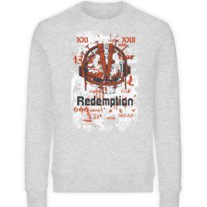 SpreeRocker Redemption - Unisex Organic Sweatshirt-6892