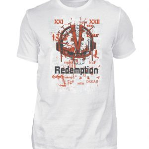 SpreeRocker Redemption - Herren Shirt-3