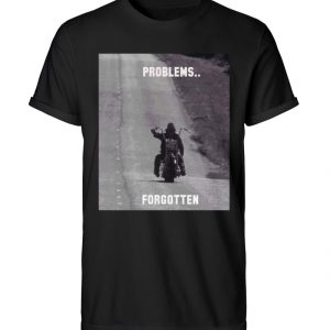 SpreeRocker - PROBLEMS...FORGOTTEN - Herren RollUp Shirt-16
