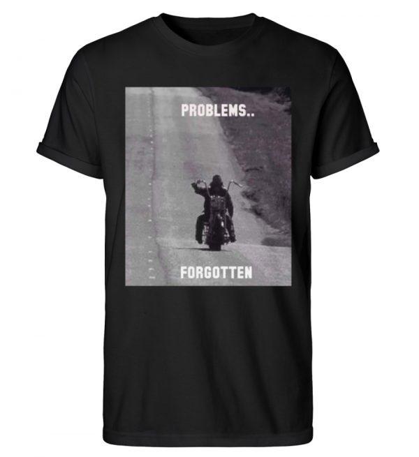 SpreeRocker - PROBLEMS...FORGOTTEN - Herren RollUp Shirt-16