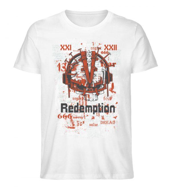 SpreeRocker Redemption - Herren Premium Organic Shirt-3