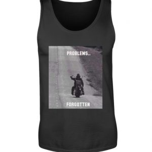 SpreeRocker - PROBLEMS...FORGOTTEN - Herren Tanktop-16