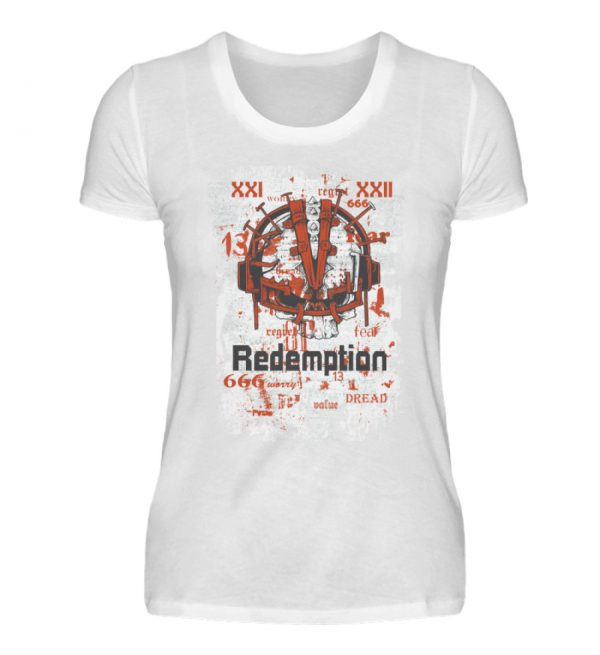 SpreeRocker Redemption - Damenshirt-3