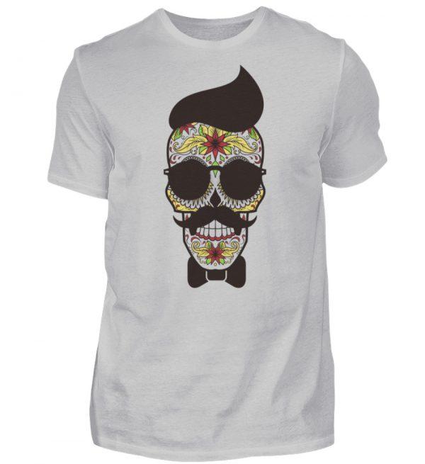 SpreeRocker Sunglasses Skull - Herren Shirt-1157