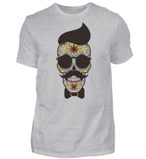 SpreeRocker Sunglasses Skull - Herren Shirt-17