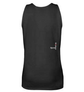 SpreeRocker Blond - Frauen Tanktop-16