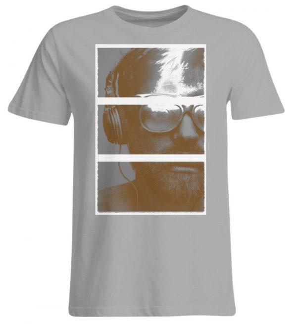 SpreeRocker Music Man - Übergrößenshirt-645