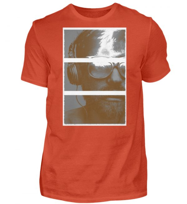 SpreeRocker Music Man - Herren Shirt-1236