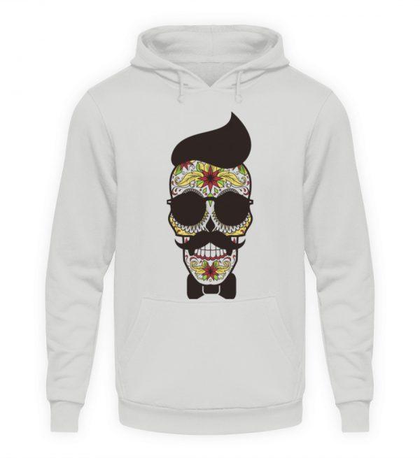 SpreeRocker Sunglasses Skull - Unisex Kapuzenpullover Hoodie-23
