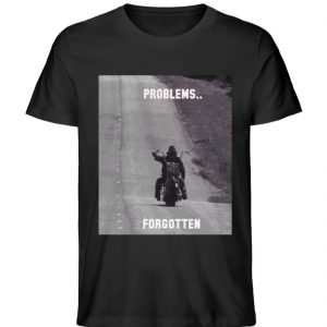 SpreeRocker - PROBLEMS...FORGOTTEN - Herren Premium Organic Shirt-16