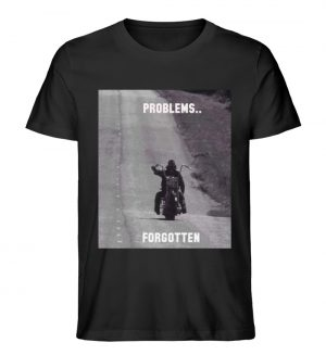 SpreeRocker - PROBLEMS...FORGOTTEN - Herren Premium Organic Shirt-16