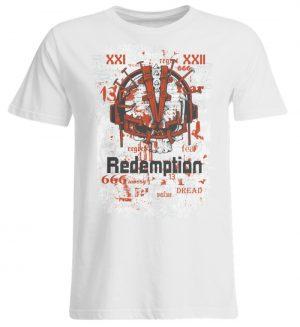 SpreeRocker Redemption - Übergrößenshirt-3