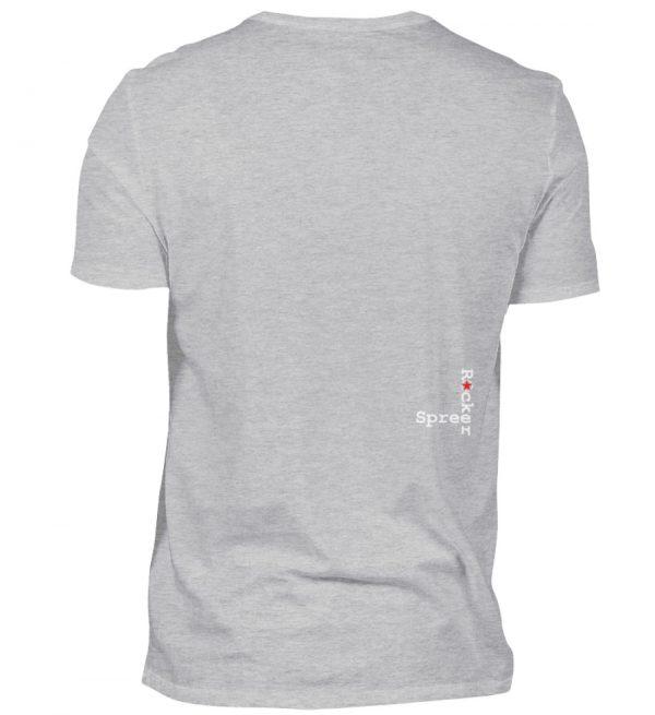 SpreeRocker Blond - Herren Shirt-17