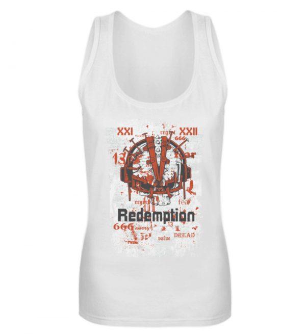 SpreeRocker Redemption - Frauen Tanktop-3
