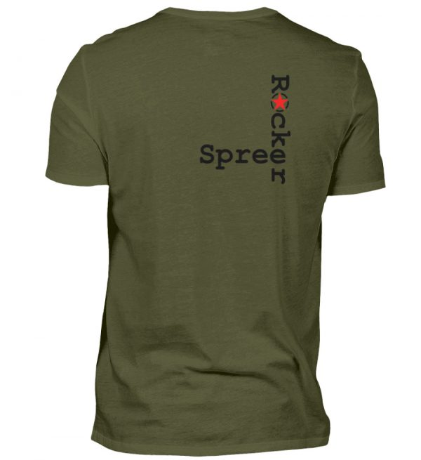 SpreeRocker Music Man - Herren Shirt-1109