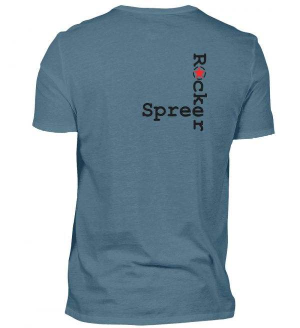 SpreeRocker Music Man - Herren Shirt-1230
