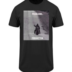 SpreeRocker - PROBLEMS...FORGOTTEN - Herren Long Tee-16