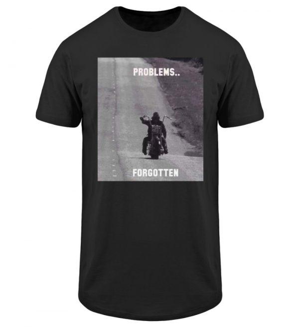 SpreeRocker - PROBLEMS...FORGOTTEN - Herren Long Tee-16