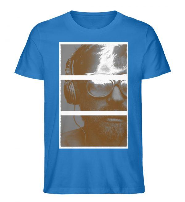 SpreeRocker Music Man - Herren Premium Organic Shirt-6886