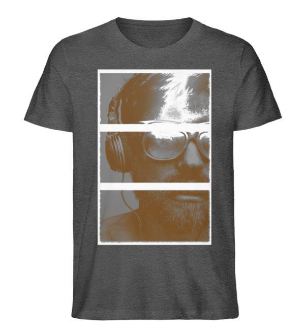 SpreeRocker Music Man - Herren Premium Organic Shirt-6898