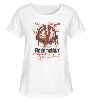 SpreeRocker Redemption - Damen RollUp Shirt-3