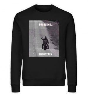SpreeRocker - PROBLEMS...FORGOTTEN - Unisex Organic Sweatshirt-16