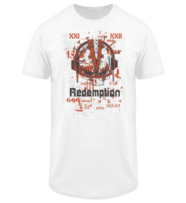 SpreeRocker Redemption - Herren Long Tee-3