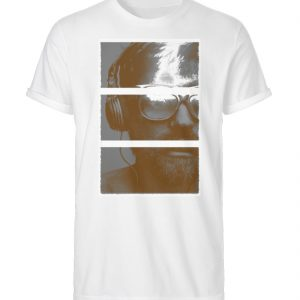 SpreeRocker Music Man - Herren RollUp Shirt-3