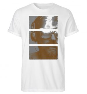 SpreeRocker Music Man - Herren RollUp Shirt-3