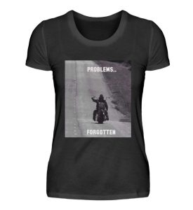 SpreeRocker - PROBLEMS...FORGOTTEN - Damenshirt-16