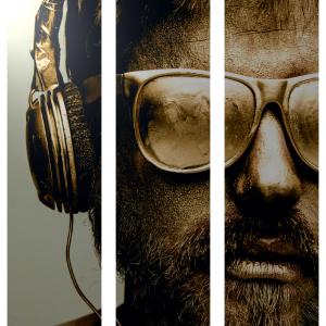SpreeRocker®- Gold Music Man