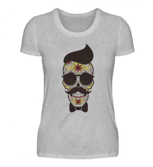 SpreeRocker Sunglasses Skull - Damenshirt-17