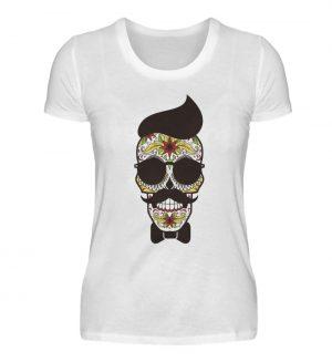 SpreeRocker Sunglasses Skull - Damenshirt-3