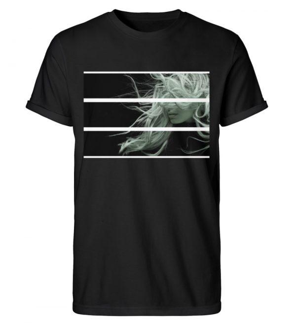 SpreeRocker Blond - Herren RollUp Shirt-16