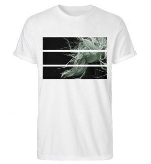 SpreeRocker Blond - Herren RollUp Shirt-3