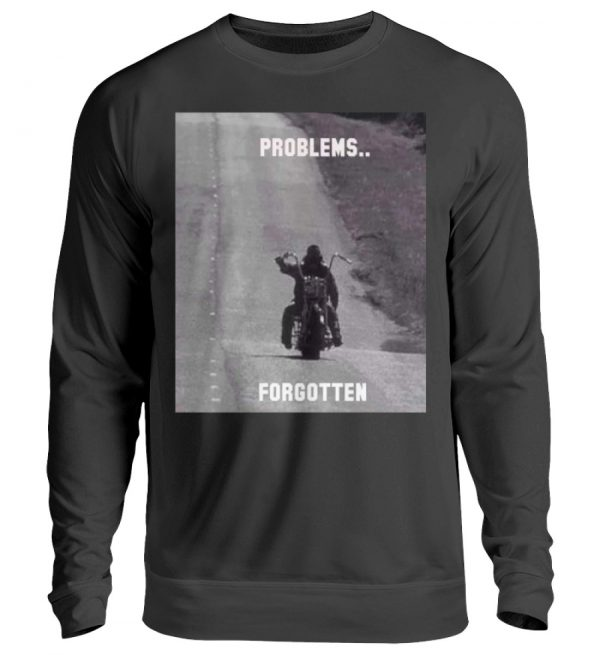 SpreeRocker - PROBLEMS...FORGOTTEN - Unisex Pullover-1624