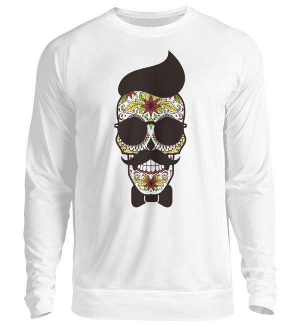 SpreeRocker Sunglasses Skull - Unisex Pullover-1478