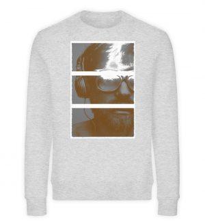 SpreeRocker Music Man - Unisex Organic Sweatshirt-6892