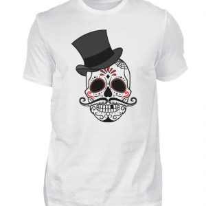 SpreeRocker - Skull of Dead - Herren Shirt-3