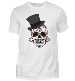 SpreeRocker - Skull of Dead - Herren Shirt-3