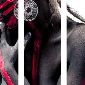 SpreeRocker®- Black and Red