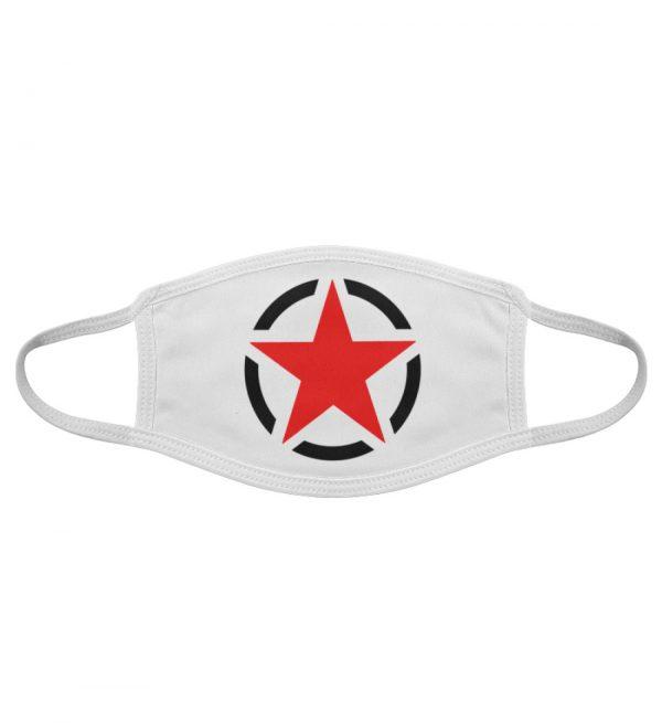 Mund-/Nasebedeckung - RED STAR - Gesichtsmaske-7019