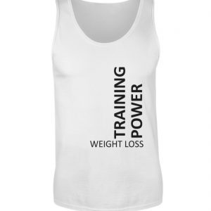 SpreeRocker - TRAINING POWER - Herren Tanktop-3