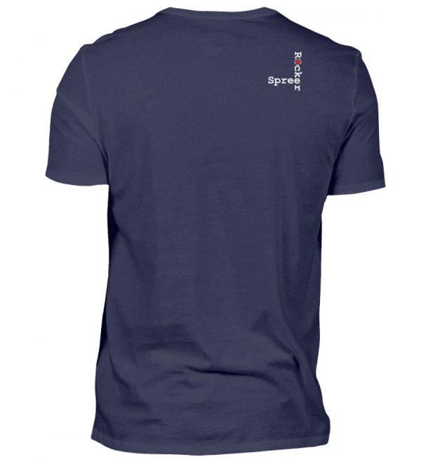Nature Blue Jungle - Herren Shirt-198
