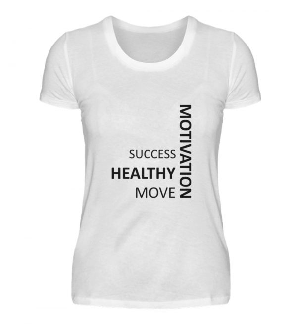 SpreeRocker - Motivation - Damenshirt-3