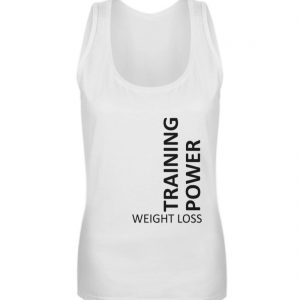 SpreeRocker - TRAINING POWER - Frauen Tanktop-3