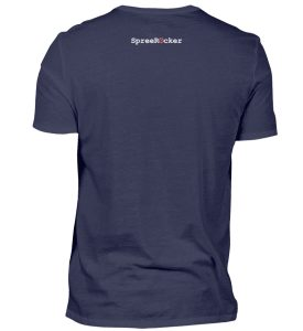SpreeRocker - Wellness - Herren Shirt-198