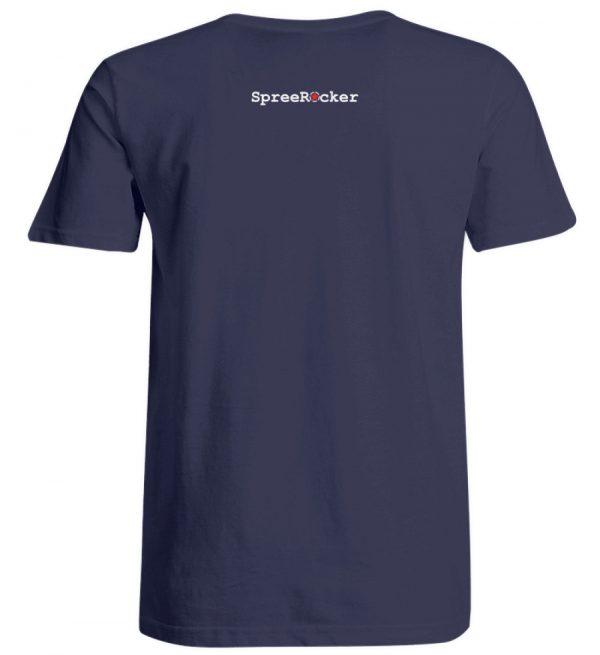 SpreeRocker - alright - Übergrößenshirt-198